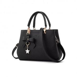 Women Black Handbag